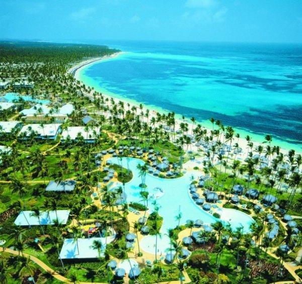 Количество российских туристов в Доминикане возросло