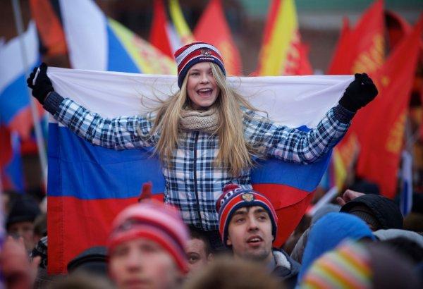 ВЦИОМ: 70% россиян откажутся покинуть страну ради лучшей жизни