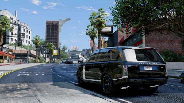 """Создатель GTA V Redux назвал её """"полной переработкой игры"""""""