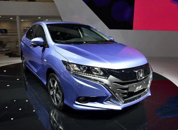 Компания Honda анонсировала свою новую модель