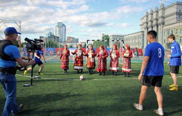 «Бурановские бабушки» выпустили клип, посвященный ЧМ по футболу 2018 года