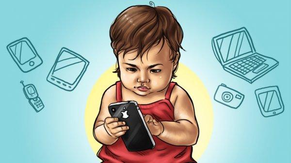 Доктор Уильям Ранкин рекомендует учить детей пользоваться гаджетами