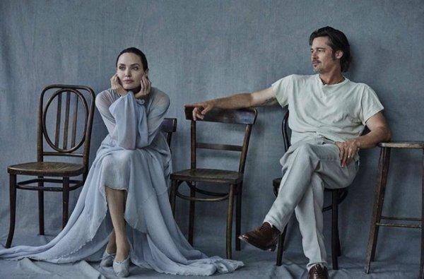 Джоли обвинила Питта в алкоголизме и употреблении наркотиков