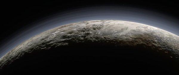 Ученые: На Плутоне может находиться океан