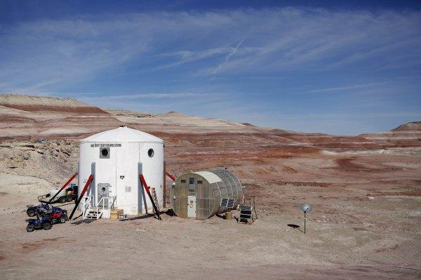 В США пройдет очередная моделируемая миссия на Марс