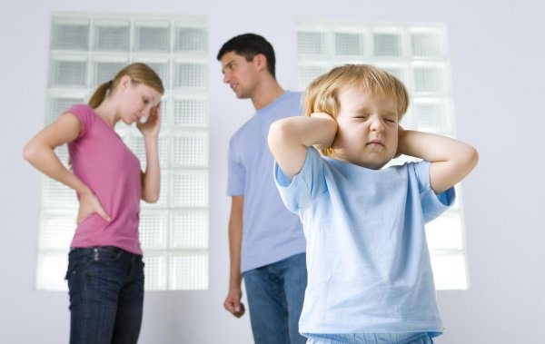 Ученые: Развод родителей способен вызвать психологическую травму у ребенка