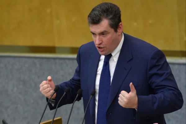 Слуцкий возглавит комитет Государственной Думы по международным делам