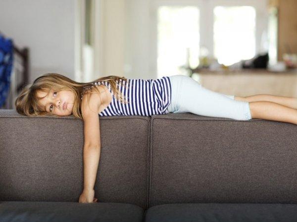 На воображение детей положительно влияет скука