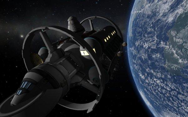 NASA разработала корабль IXP Enterprise для межгалактических полётов
