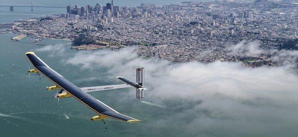 Solar Impulse создаст спутник на солнечных батареях