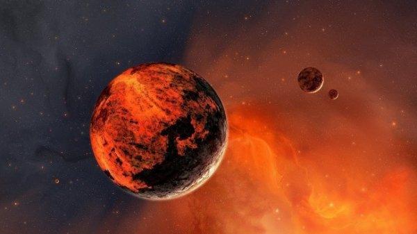 США назвали сроки и бюджет экспедиции на Марс