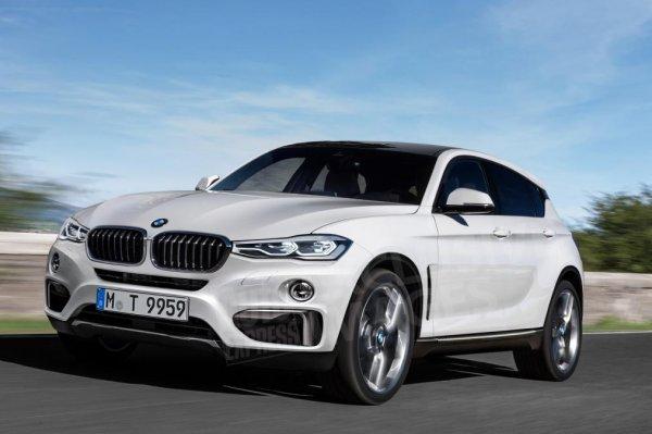 В Париже BMW представит кросс-купе Х2
