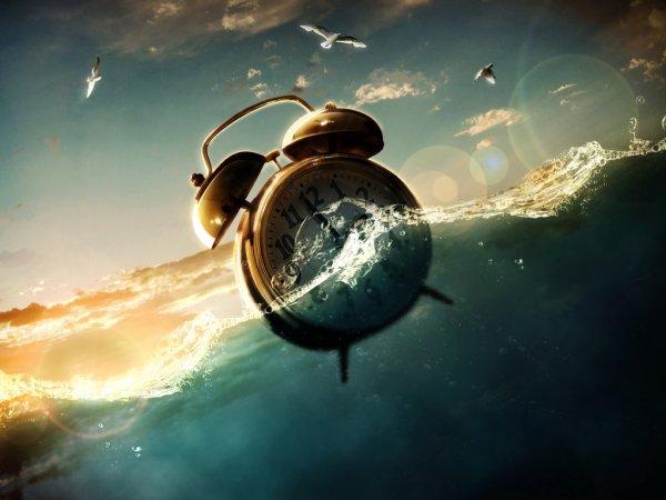 Ученые: Время существует лишь в головах людей