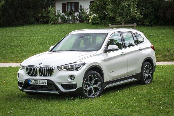 Стали известны цены на кроссовер BMW X1 российской сборки