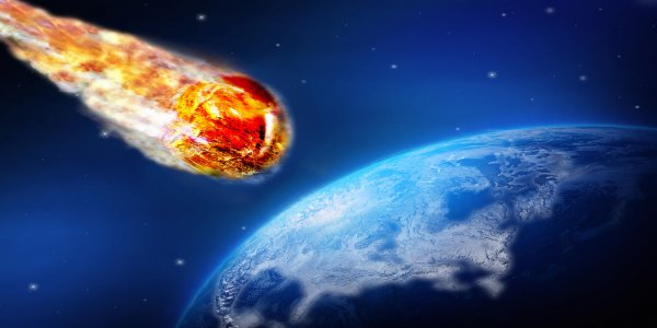 Ученые: 56 млн лет назад в Землю врезалась комета