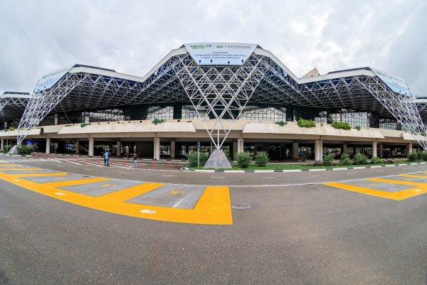 Международный аэропорт Сочи обслужит около 65 тыс. пассажиров за 4 дня