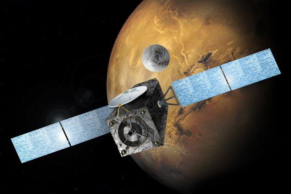 Роскосмос: Миссия «ЭкзоМарс» выйдет на орбиту Марса 19 октября