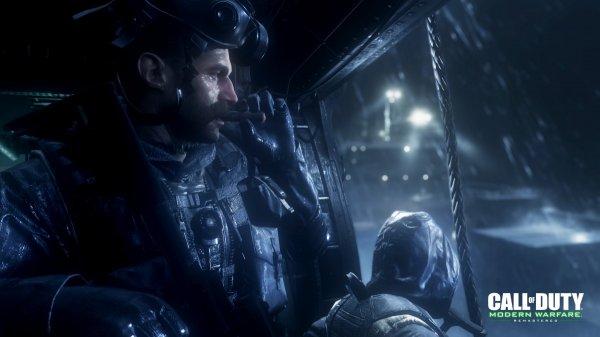 Первый трейлер обновлённой Call of Duty: Modern Warfare Remastered появился в сети