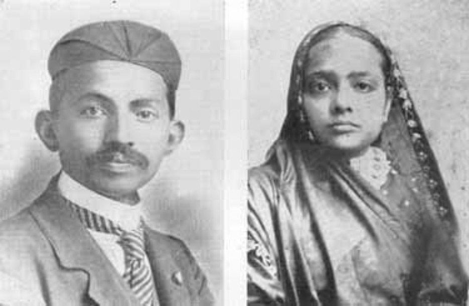 Махатма ганди не занимался сексом