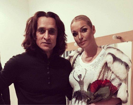 Волочкова в Инстаграм показала фото собственной первой слабости