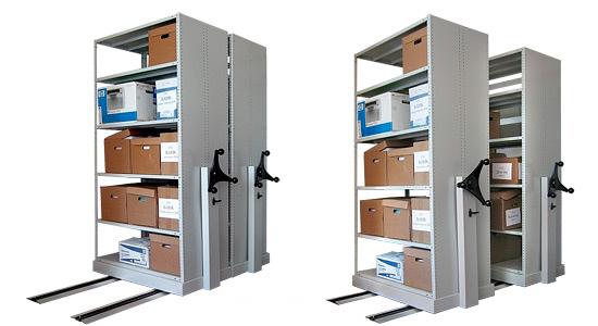 Виды и характеристики стеллажей для хранения промышленных товаров