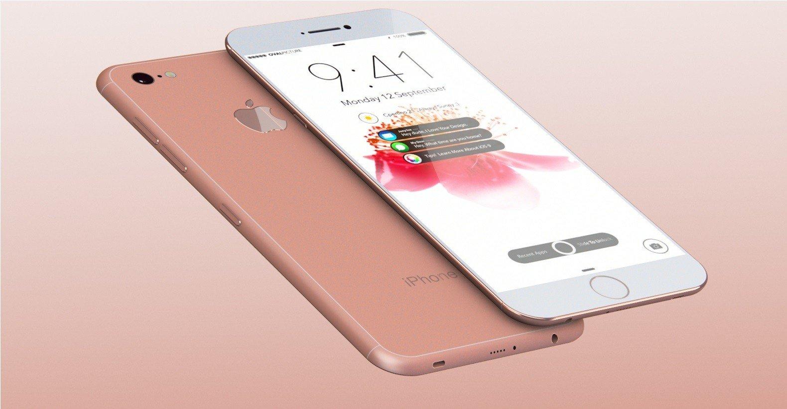 modeo iphone 7