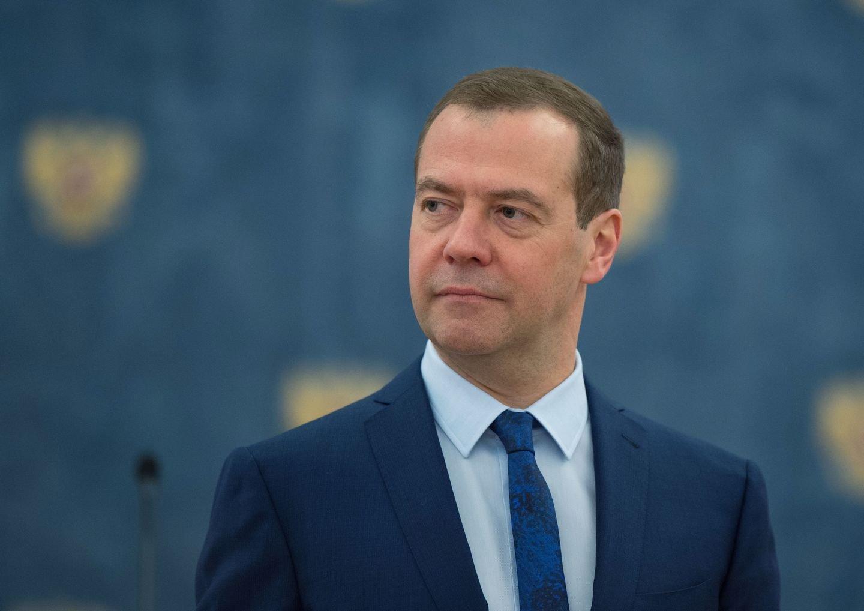 Медведев прокомментировал акции протеста
