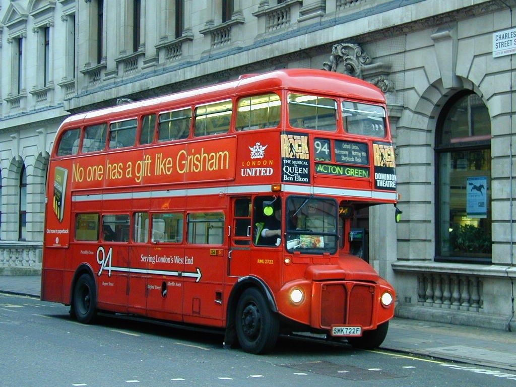 английские автобусы двухэтажные картинках скотч