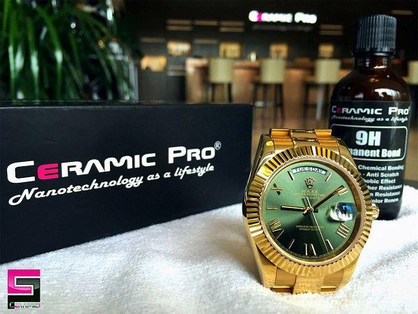 Сeramic Рro защитит от повреждений поверхности дорогих часов и украшений
