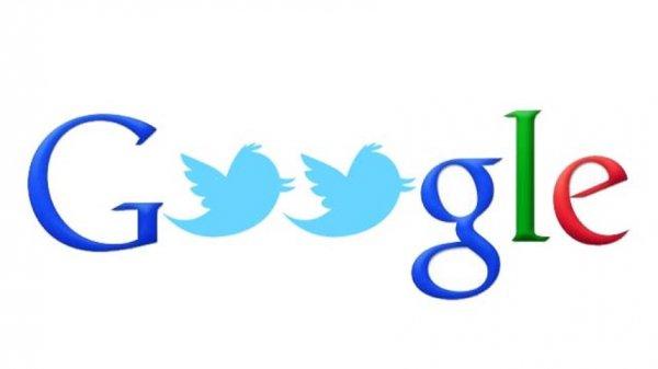 Google готовится купить Twitter