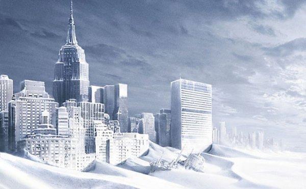 Учёные: К 2050 году температура на Земле снизится до двух градусов Цельсия