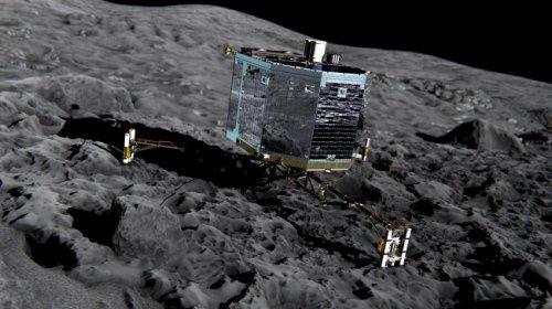 Миссия Rosetta: Интересные факты о работе зонда за 12 лет
