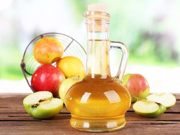 Учены: Яблочный уксус способствует снижению уровня холестерина в крови