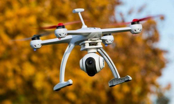 Ученые создали дрон для спасения утопающих