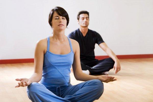 Ученые: Йога может стать средством для лечения тревожных расстройств