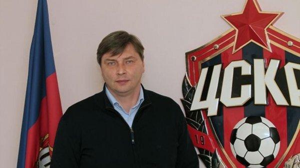 Сергей Овчинников прокомментировал сообщения СМИ о продаже ЦСКА