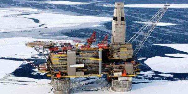 Крупные запасы нефти были обнаружены на Аляске