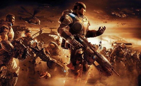 Microsoft и Universal анонсировали фильм по игре Gears of War