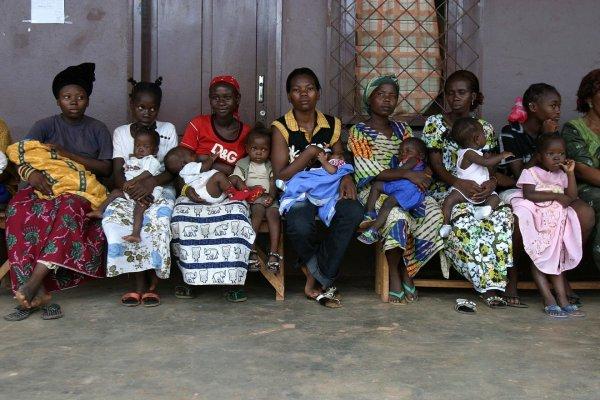 В Южной Африке планируют изучить состояние здоровья полумиллиона человек