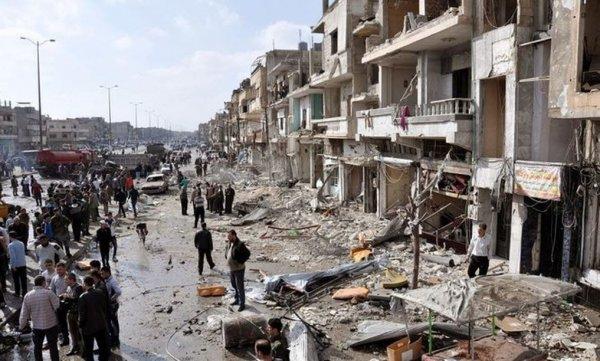 Из-за нарушения режима тишины в Сирии погибли более 16 тысяч человек