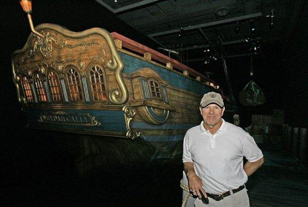 Исследователь обнаружил в США пиратские сокровища Черного Сэма
