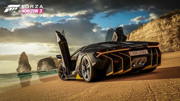 В игру Forza Horizon 3 добавят 7 дополнительных автомобилей