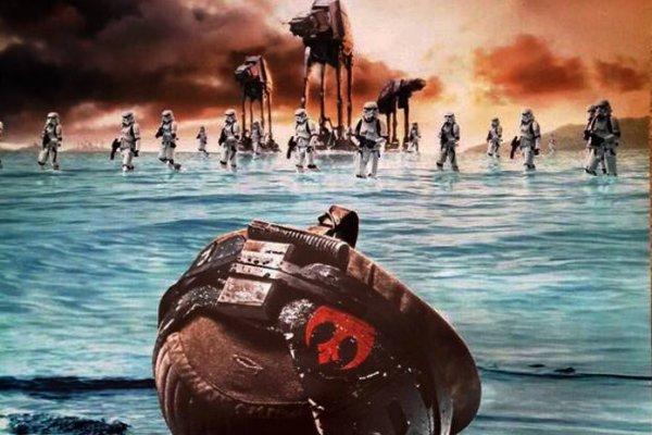 Российский постер «Звездных войн» завоевывает западную аудиторию