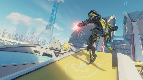 В интернете появился новый трейлер RIGS Mechanized Combat League