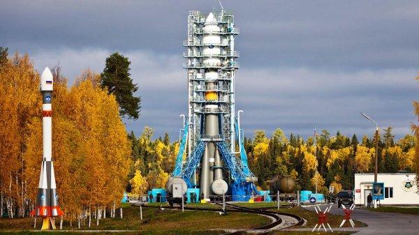С космодрома Плесецк успешно запущена ракета «Тополь-М»