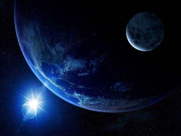 Ученые: Человеческие странности зависят от небесных светил