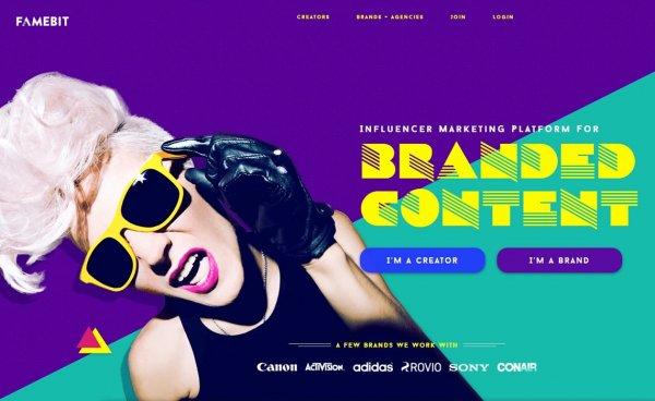 Корпорация Google приобрела стартап FameBit