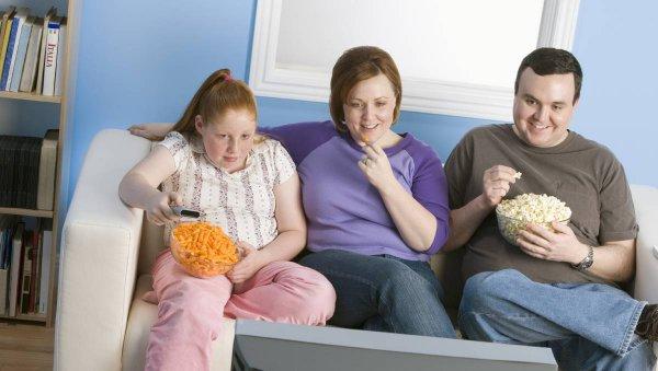 В России снижается доля людей с ожирением