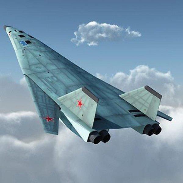 В 2018 году в России представят прототип бомбардировщика ПАК ДА