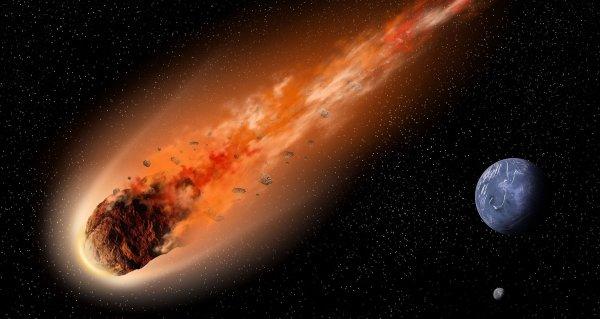 В США нашли остатки радиационного метеорита-убийцы